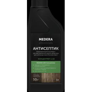 Антисептик-консервант невымываемый Medera 100  концентрат 1/10  2007-1  (1л)
