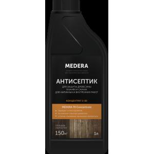 Антисептик для бань и саун Medera 70 концентрат 1/30  2011-1  (1л)