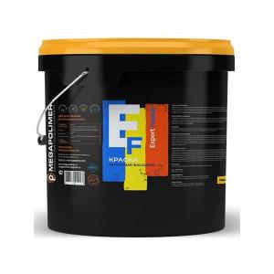 Краска акриловая фасадная Expert Fasade Megapolimer 14л