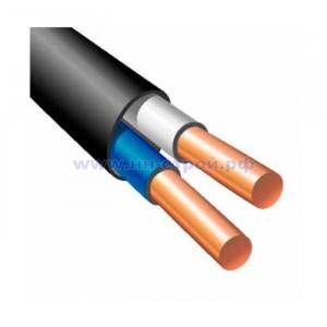 ВВГнг(А)-LS 2х1,5 плоский медный негорючий кабель ГОСТ (1м)
