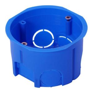 Подрозетник пластмассовый для установки в бетон