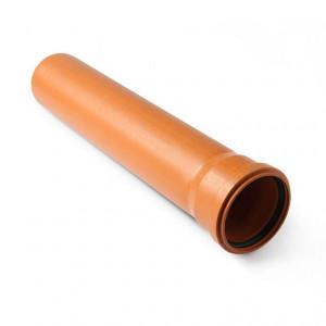 Труба канализационная наружная d=110х1000мм