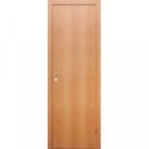 Двери межкомнатные Олови дверное полотно Миланский орех