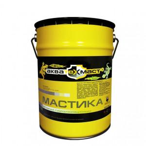 Мастика битумная Акватехмаст 20,5 л (20 кг)