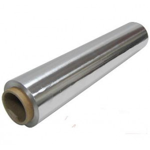 Фольга алюминиевая 50мкн 10м2