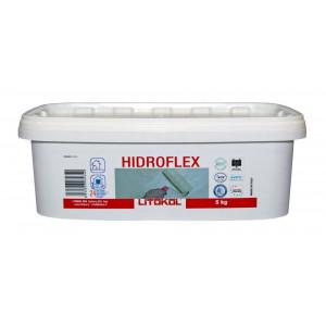 Гидроизоляционный состав Литокол HIDROFLEX зеленый 5кг