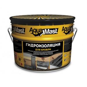Мастика битумная-резиновая кровельная Aquamast 3 кг