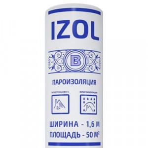 Пароизоляция Izol B (50м2) Изол В