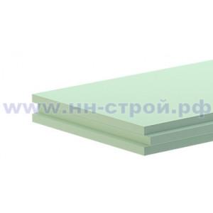 ПГПГ (667х500х100мм) Пазогребневая гипсовая плита полнотелая гидрофобизированная ПГП Кнауф