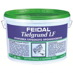 Грунтовка Тифенгрунд (10л) FEIDAL (концентрированная)