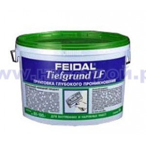 Грунтовка морозостойкая Тифенгрунд (10л) FEIDAL