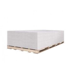 ГВЛВ Кнауф 10 мм 1,2х2,5 м Гипсоволокнистый лист влагостойкий