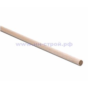 Черенок для лопат 40мм 1,2м