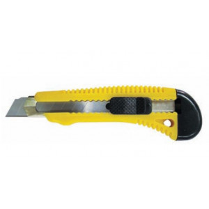 Нож строительный Бибер усиленный 18мм