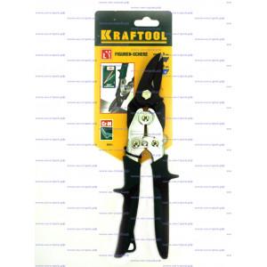 Ножницы по металлу KRAFTOL левый рез 260мм