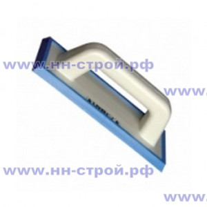 Шпатель резиновый для цементной затирки 946 BL