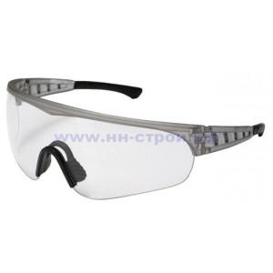 Очки защитные поликарбонатные прозрачные линзы