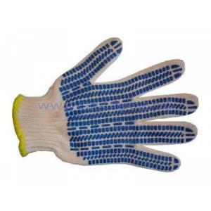 Перчатки х/б с защитой от скольжения ХL