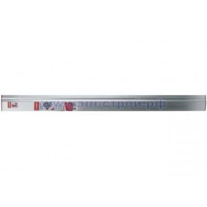 Правило алюминиевое усиленный профиль трапеция 2,5м