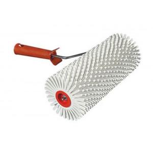 Валик игольчатый пластмассовый для наливных полов  бюгель 8 мм 75x250мм STAYER