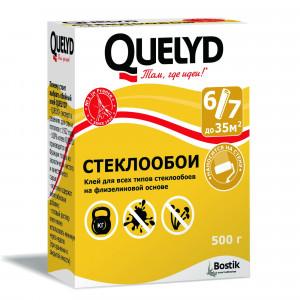 Клей QUELYD Стеклообои (500гр)