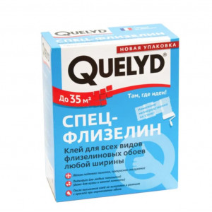 Клей QUELYD Спец-Флизелин (300гр)
