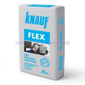 Клей плиточный Кнауф Флекс 25кг