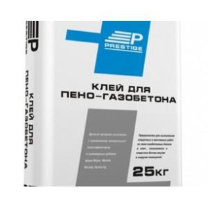 Клей для пено-газобетона ПРЕСТИЖ (25кг)