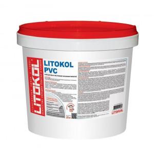 Клей для напольных покрытий Литокол LITOKOL PVC 20кг