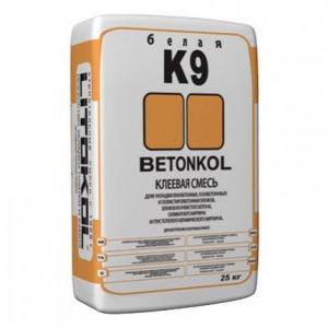Клей для блоков и кирпича Betonkol K9 Литокол 25 кг