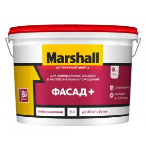Фасадная краска Marshall Фасад  (9л)
