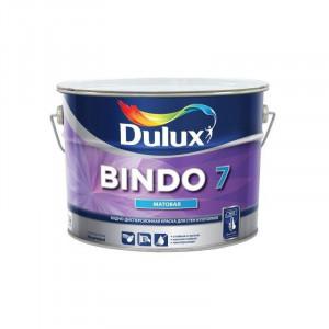 Краска латексная БИНДО 7 (2,5л) моющаяся Dulux Bindo 7 BW