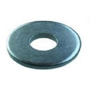 Шайба плоская увеличенная диаметр 10 (цинк)
