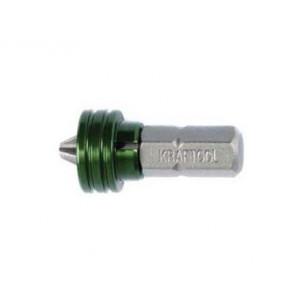 Бита магнитная KRAFTOL с ограничителем Е1/4 РH2 25мм