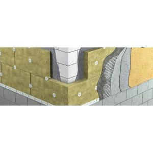 Стеклосетка для штукатурных работ Green Mesh НЕКИТАЙ 125 г/м2 1x45 м