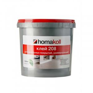 Клей для линолеума Хомакол 208 HomaKoll  4кг