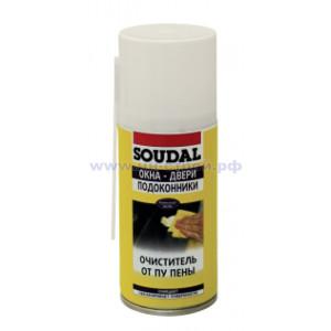 Очиститель для пены SOUDAL 500мл для удаления свежих загрязнений