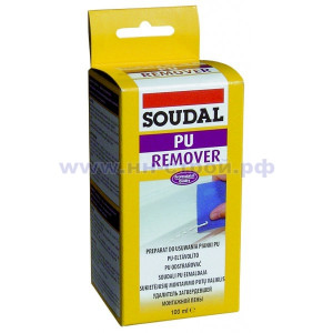 Очиститель для затвердевшей пены SOUDAL 100мл