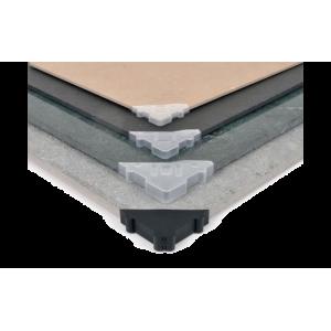 Комплект уголков 4 шт для крупноформатных плит