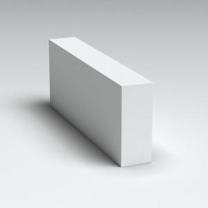 Газосиликатный блок перегородочный 625х100х250мм цена за штуку