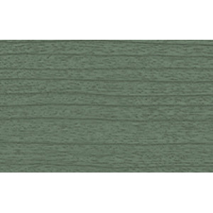 Плинтус пвх напольный IDEAL с кабель каналом 027 Зеленый