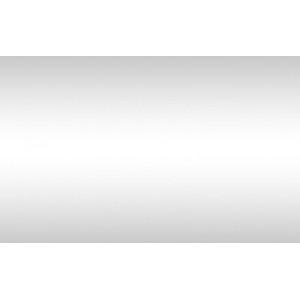 Плинтус пвх напольный IDEAL с кабель каналом 081 Металлик серебристый