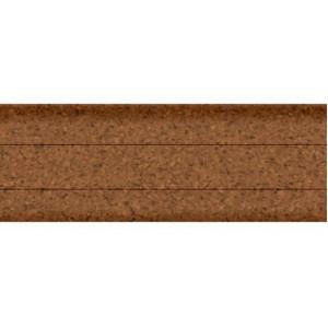 Плинтус пвх напольный T-Plast с кабель каналом 086 Мрамор 2,5м