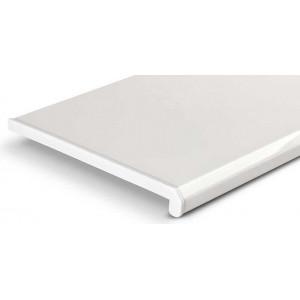 Подоконники цветные ПВХ Danke Lucido Bianco Белый глянец (пм)