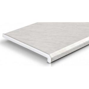 Подоконники цветные ПВХ Danke Marmor Classico Серый мрамор (пм)