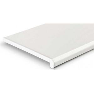 Подоконники цветные ПВХ Danke STANDARD Белый матовый (пм)