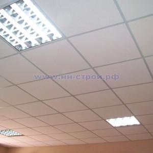 Подвесной потолок армстронг DECORATIVE цена за 1 квадратный метр (в сборе)