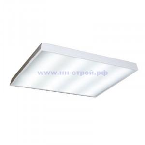 Светодиодный светильник VARTON 595x595 25Вт  для подвесного потолка
