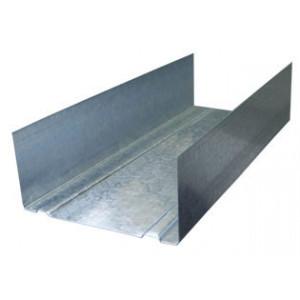 Профиль для гипсокартона ПН 75х40 0,55 мм (3м) направляющий