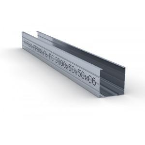 Профиль стоечный ПС 50х50 Кнауф Knauf 0,6мм